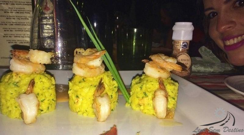 risoto - camarão - restaurante - tuyn - maragogi - alagoas