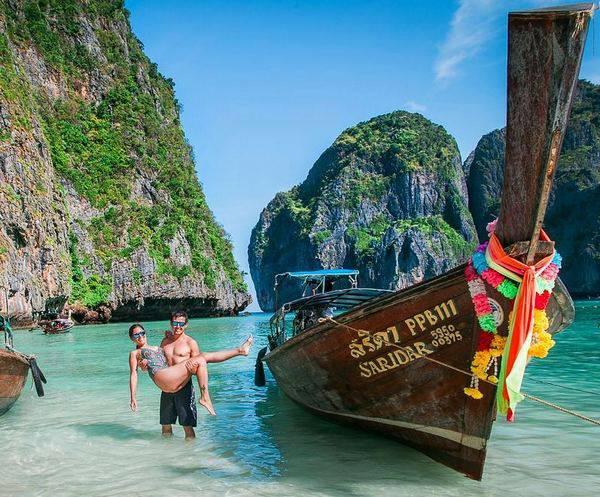duvidas que todo viajante tem antes de ir a Tailandia - viajando na janela