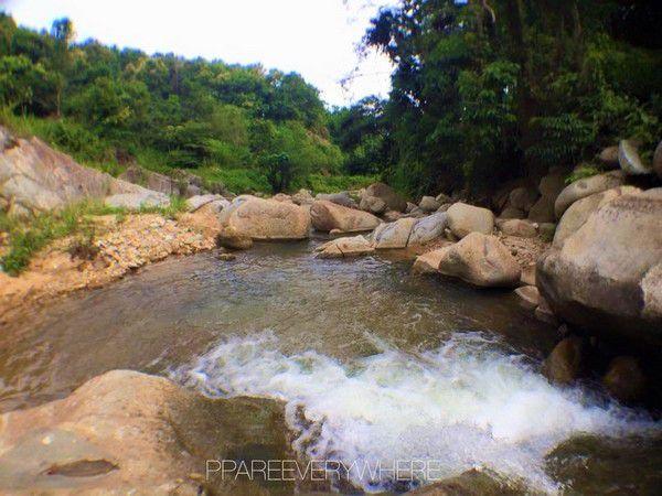 o que fazer em chiang rai - tailandia - Nang Lae Nai Waterfall