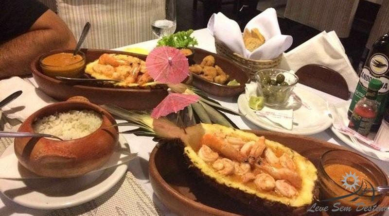 restaurante - pousada - chez loran - jijoca - jericoacoara - ceara