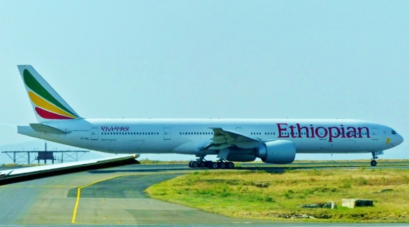 Como e voar para a Tailandia pela Ethiopian Airlines
