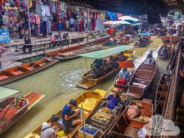 motivos para viajar para a tailandia - mercado flutuante (4)