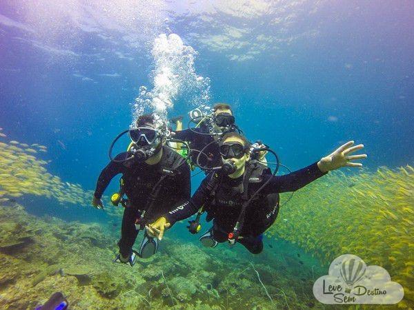 motivos para viajar para a tailandia - mergulho