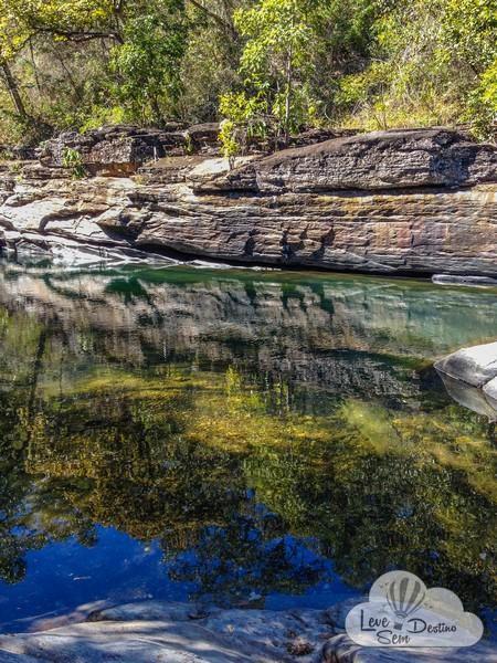 cachoeiras da chapada dos veadeiros - goias - morada do sol