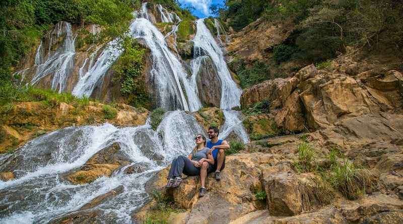 Cachoeira do Bisnau e Poços Verdes – As Joias Secretas do Goiás